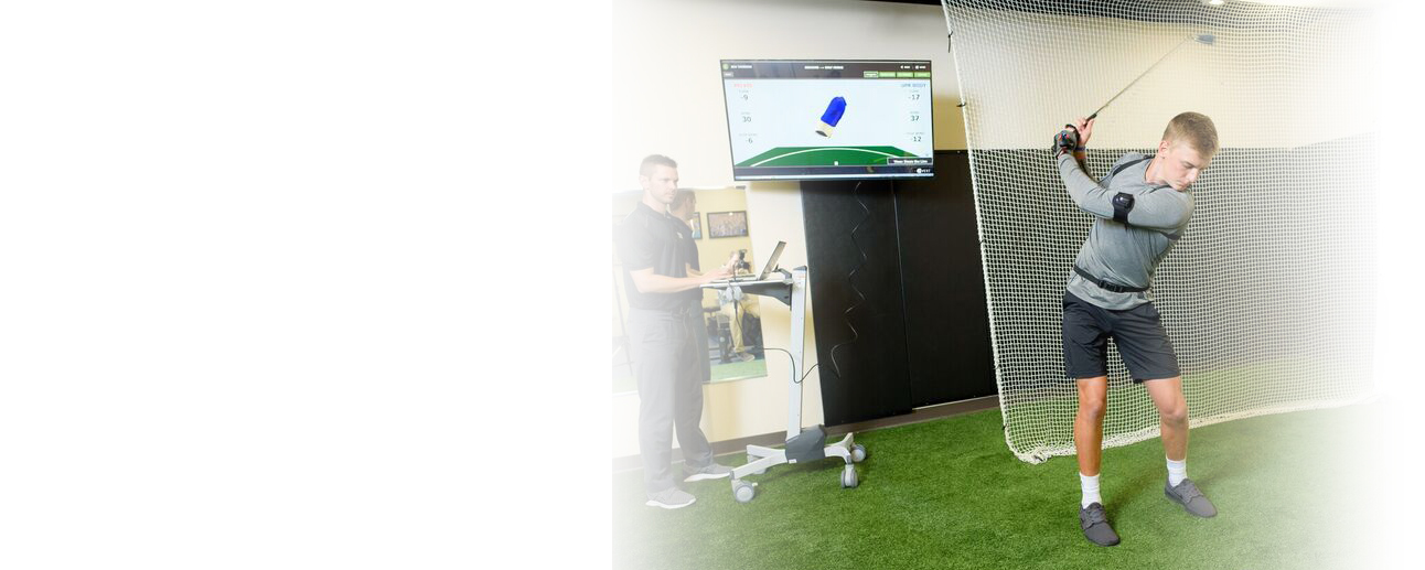 Introducing the NM Golf Performance Academy through Northwestern Medicine Regional Medical Group.