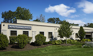 Northwestern Medicine Naperville location.